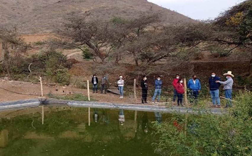 Articulan esfuerzos para impulsar siembra y cosecha de agua en Piura